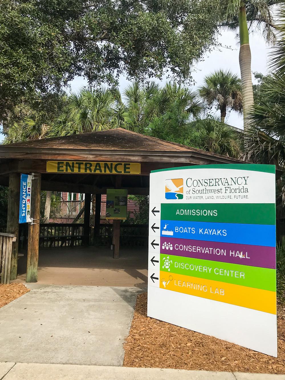 conservancy of southwest Florida in Naples, florida