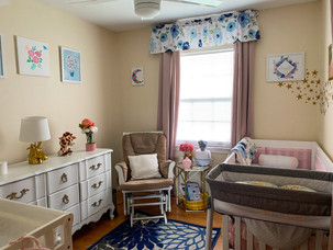 How to decorate your nursery on a budget