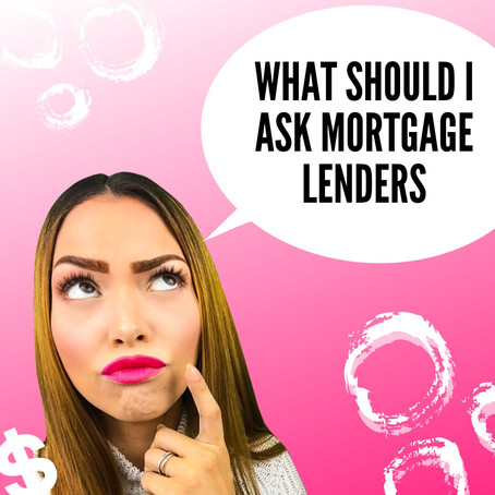 Top questions to ask when choosing a mortgage lender