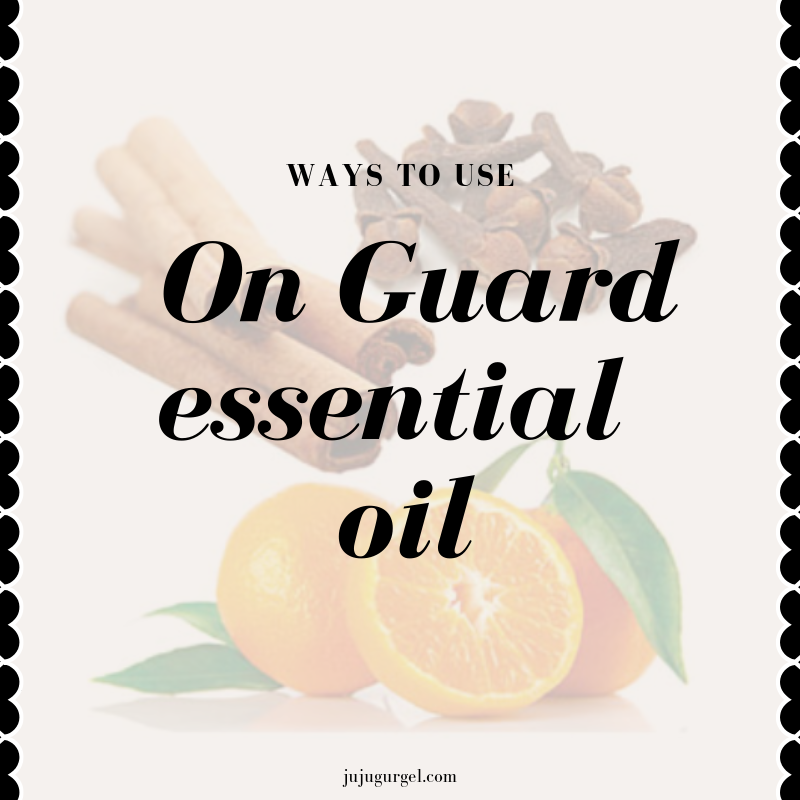on guard best essential oil to fight col