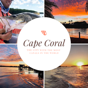 Cape Coral the city with the most canals in the world