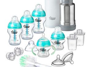 $32.99 (reg $54.49) Anti-Colic Newborn Baby Bottle Feeding Gift Set *limited time deal