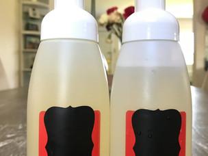 How to make hand foam soap