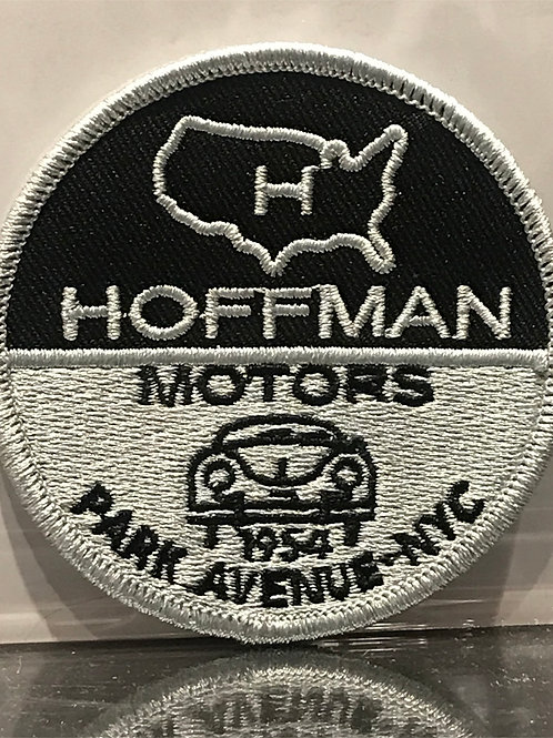Historic Hoffman Motors Patch