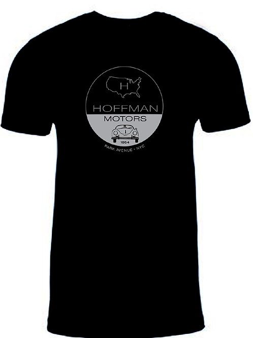 Men's Hoffman Motors Tee - Black