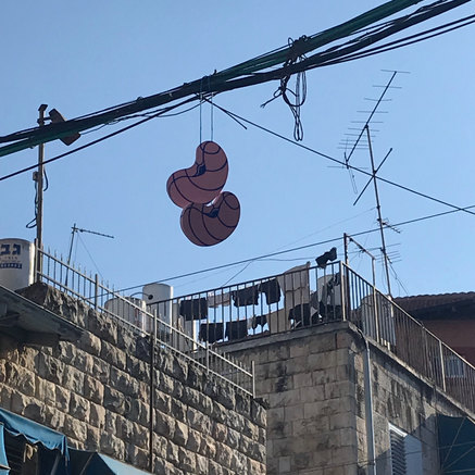Mahne Yehuda market - Jerusalem
