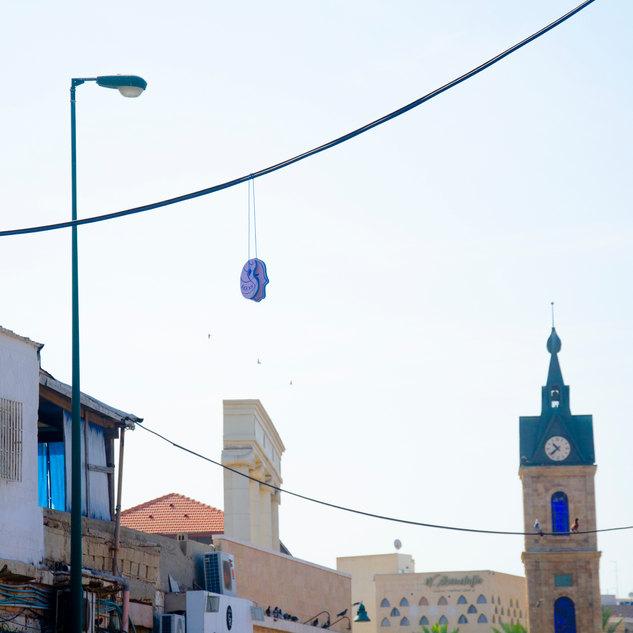 Jaffa main Entrance