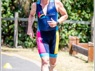 Triathlon at Gatakers Bay