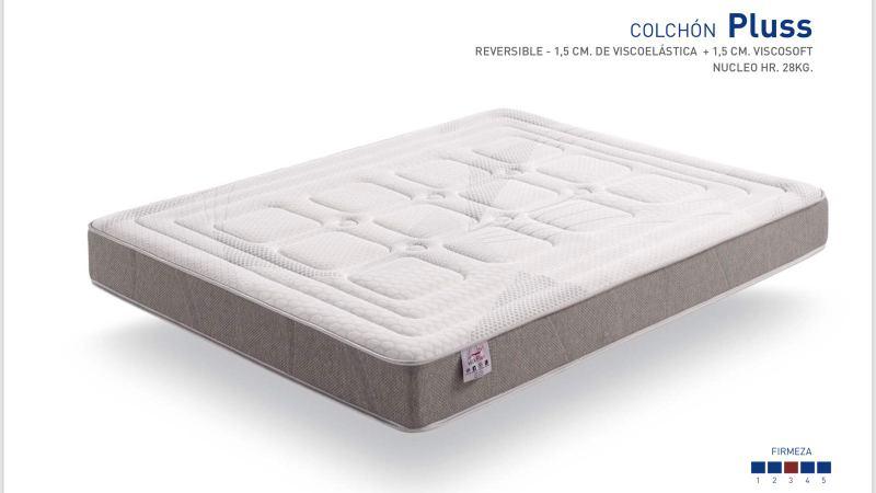 Colchón Pluss