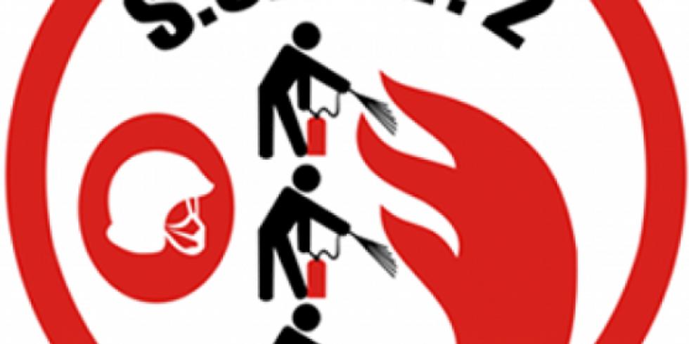 Formation Sécurité : Chef d'équipe de service incendie (SSIAP 2)