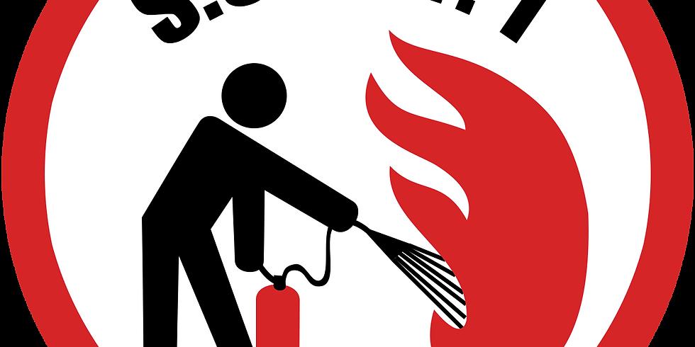 Formation Sécurité : Agent de sécurité incendie (SSIAP 1)