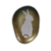 Gold Painted Rock.png