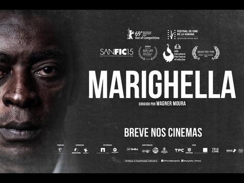 """Você gostaria de assistir o filme """"Marighella"""", que foi censurado no Brasil pelo governo Bolsonaro?"""