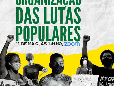 3ª Plenária nacional de organização das lutas populares.