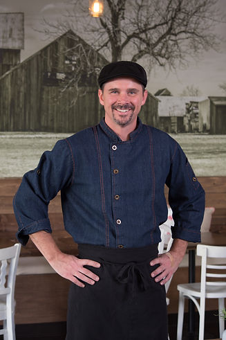 Chef Shawn Weed, Owner of The Acre Restaurant in Albuquerque, New Mexico
