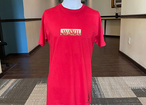 Reflective Red T