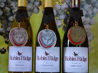 If your in the Neighborhood......say Hi from Robin Ridge Winery!