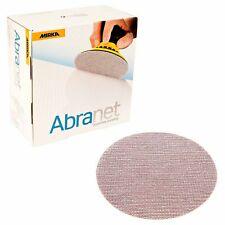 """Mirka Abranet 6""""Mesh Grip Disc 400 Grit - 50pk"""