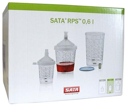 Sata RPS Spray Cups .6