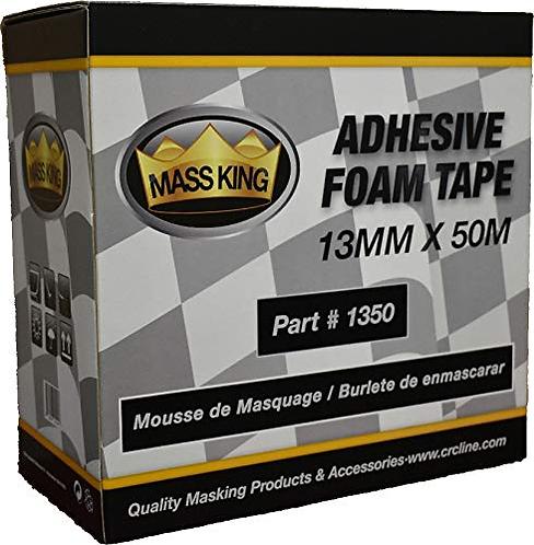 Mass King 1350 Adhesive Foam Tape 13mm x 50m