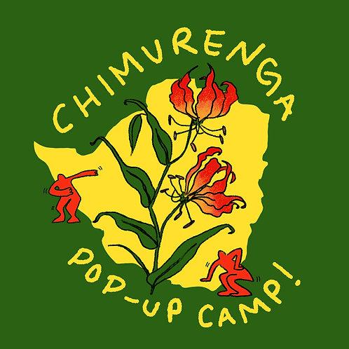 Chimurenga Pop Up Camp Registration