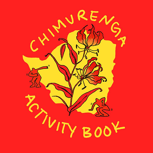 Chimurenga Activity Book