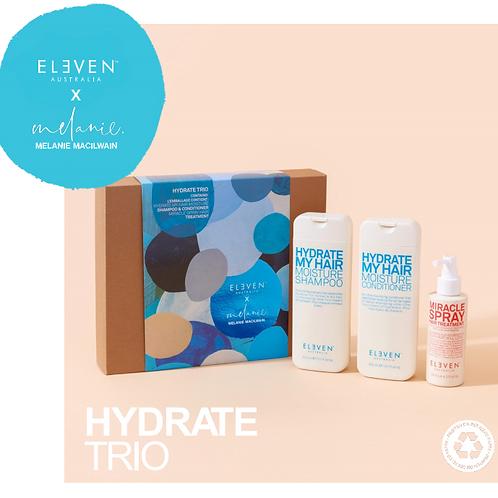 Eleven Hydrate Trio
