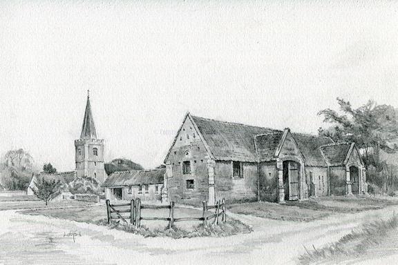 Ashleworth Tithe Barn