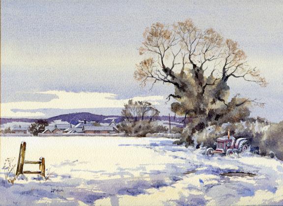 Leigh Sinton Snow