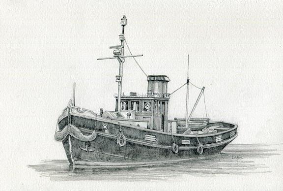 Tug Duke of Normandy II