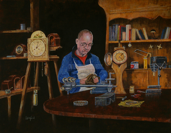 Clockmaker Revisited