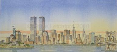 Manhattan Montage