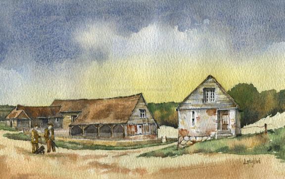Pondtail Farm Abinger