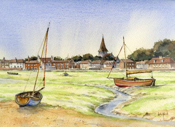 Canutes Challenge, Bosham