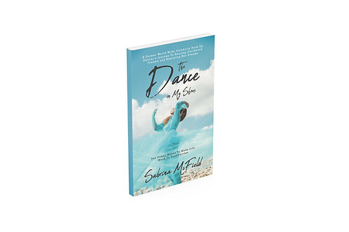 The Dance In My Shoes Paperback Book