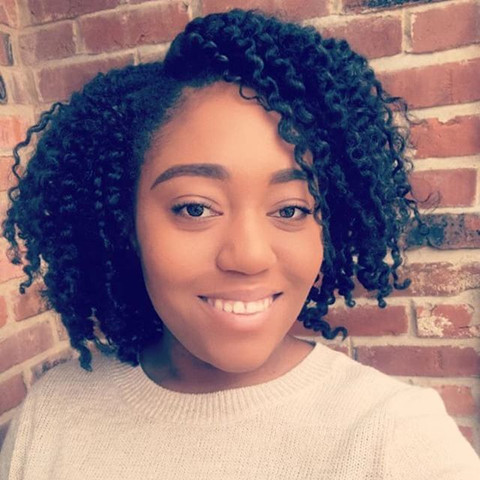 Client selfie _glasshalf_fab Follow her and get plugged into her blog! #naturallyshesdope #berrycurly #designessentials #twistout #naturalgi