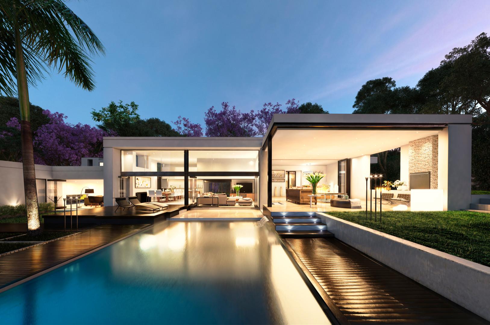 House Mosi by Nico van der Meulen Archit