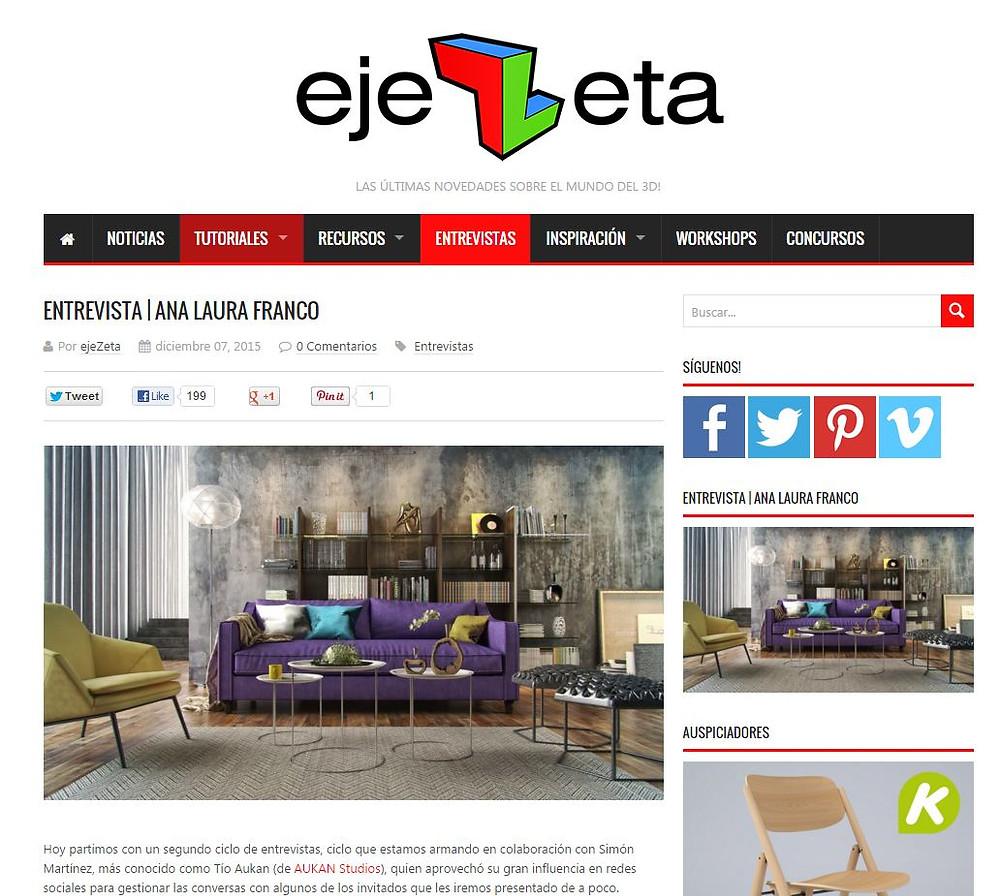 Entrevista EjeZeta FQuattro