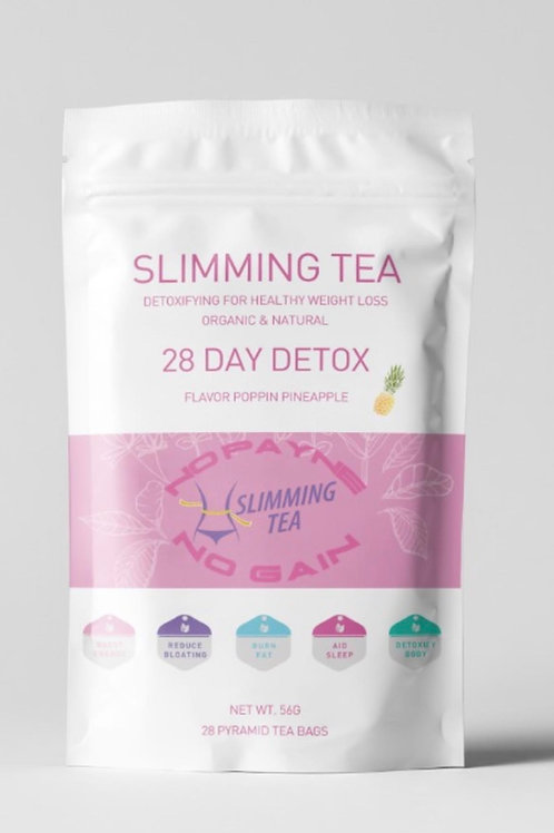 No Payne No Gain Slimming Tea