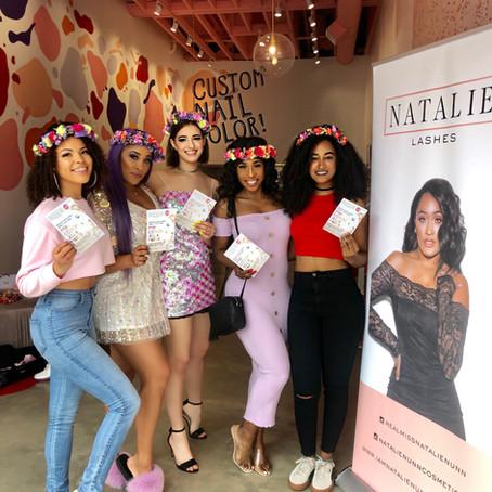 Natalie Lash Event: Coachella