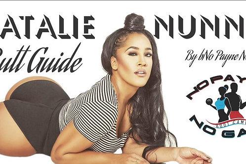 Natalie Nunn Butt Guide