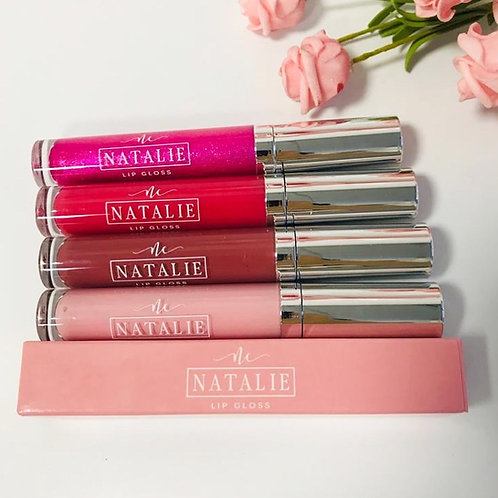 Natalie Summer Lip Gloss Set