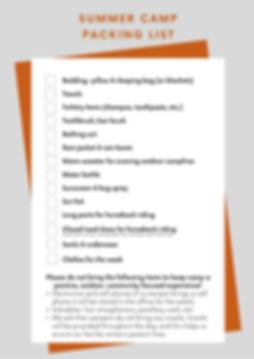 Brown Beige Photo Simple Checklist List.