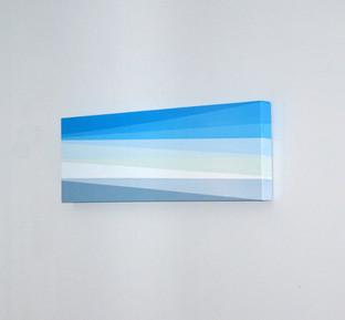 Laura Sellers Harrison, Freeze, Acrylic