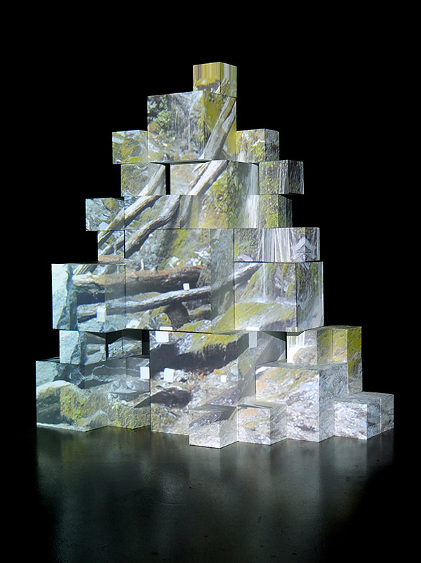 14 Inverted Waterfall Cubed Laura Seller