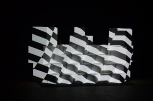 Laura Sellers Harrison, Cube Projection Project