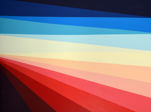 Laura Sellers Atmospheric 36x48 Acrylic