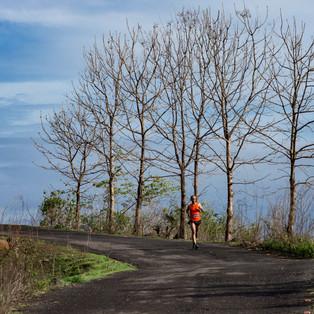 The splendid course of First Monsoon Marathon at Prabalgad marks the begining of the Monsoon Marathon series by Run Buddies.