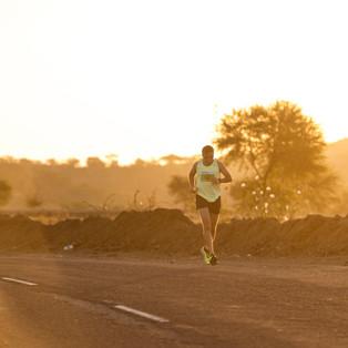 Nagar Rising Marathon moments from Ahmednagar.