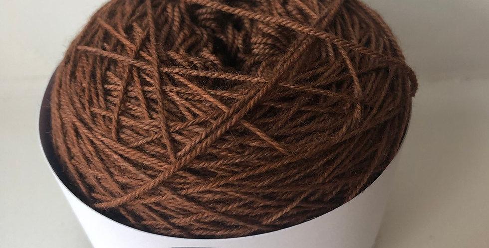 Chestnut (4 ply SW Merino/ Yak/Nylon)